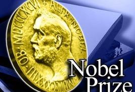 Нобелевской премии удостоены...